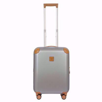 Bric's cabin luggage Amalfi silver BAQ08351.021