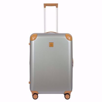 Bric's luggage Amalfi medium 70cm silver BAQ08353.021