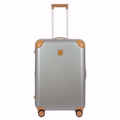 Bric's luggage Amalfi medium 70cm silver BAQ08353.021