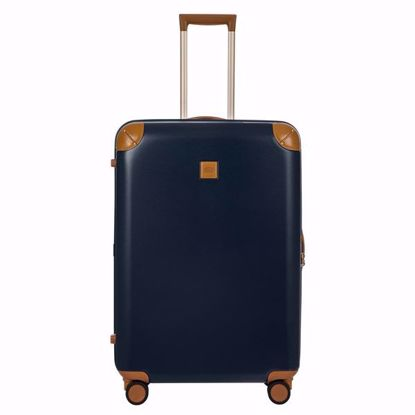 Bric's luggage Amalfi large 76cm blue BAQ08354.006