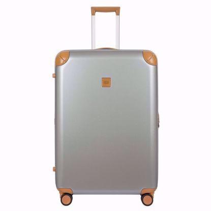 Bric's luggage Amalfi XL 82cm silver BAQ08355.021