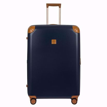 Bric's luggage Amalfi XL 82cm blue BAQ08355.006