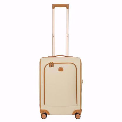 Bric's cabin luggage Firenze 55cm cream BBJ05270.014