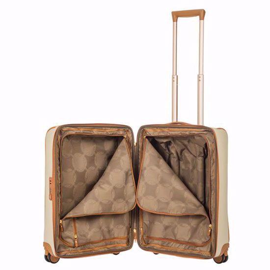 Bric's cabin luggage Firenze 55cm cream BBJ05270.014