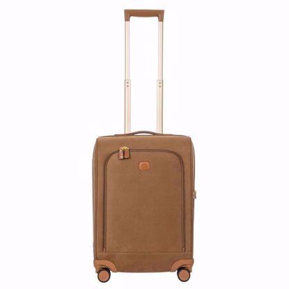 Bric's cabin luggage life 55cm camel BLF05270.216
