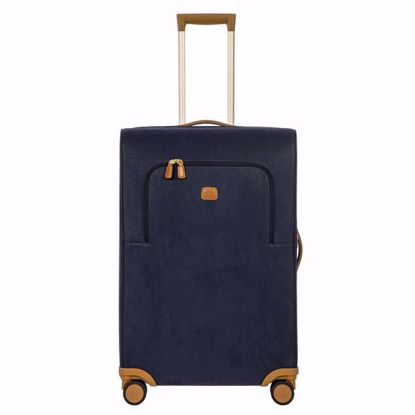 Bric's luggage life XL 84cm blue BLF05273.396
