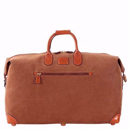 "Bric's duffle bag cabin 22"" Life camel BLF20202.216"
