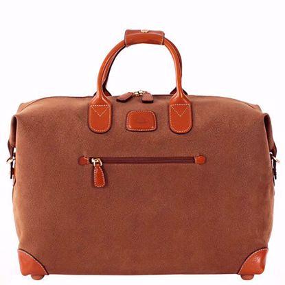 "Bric's duffle bag Life 18"" camel BLF20203.216"