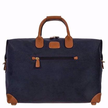 "Bric's duffle bag Life 18"" blue BLF20203.396"