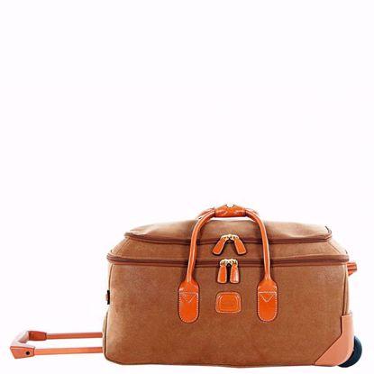 "Bric's rolling duffle bag Life 21"" camel BLF05220.216"