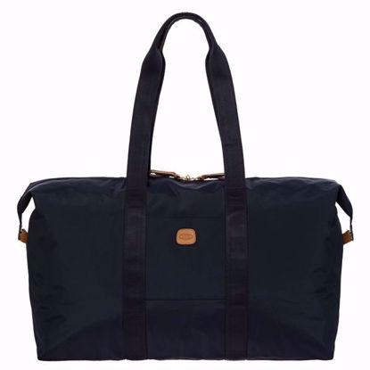 Bric's duffle bag X-Bag medium blue BXG40202.050