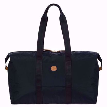 Bric's duffle bag X-Bag small blue BXG40203.050