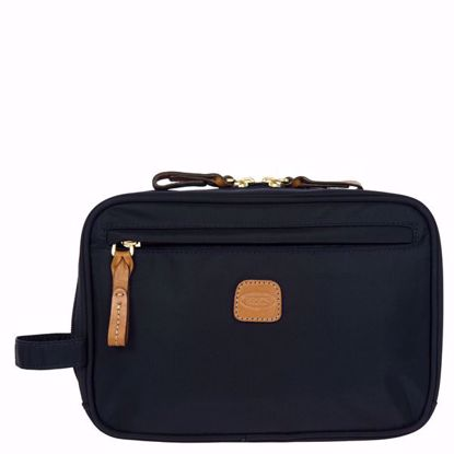 Bric's toiletry bag X-Bag blue BXG40606.050