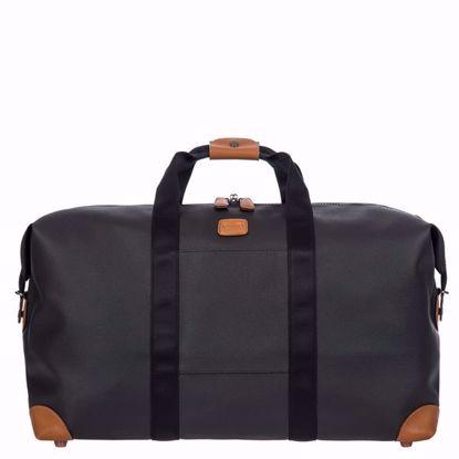"Bric's duffle bag cabin 22"" Alba black BA320202.001"
