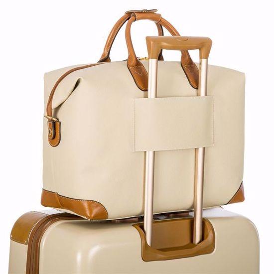 "Bric's duffle bag Firenze 22"" Cream BBJ20202.014"