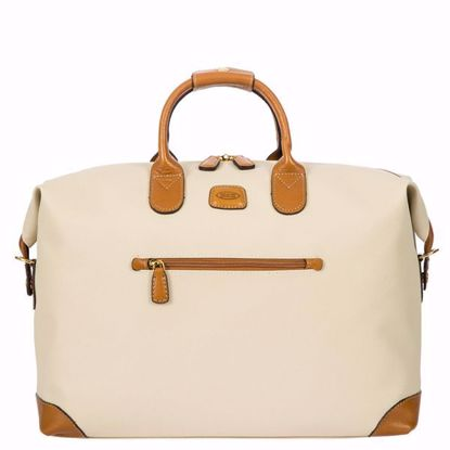 "Bric's duffle bag Firenze 18"" Cream BBJ20203.014"