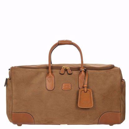 Bric's duffle bag Life camel BLF00250.216