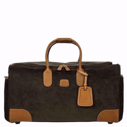 Bric's duffle bag Life olive BLF00250.378