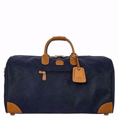 Bric's duffle bag 54cm Life blue BLF00253.396