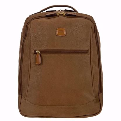 Bric's laptop backpack Life camel BLF04649.216