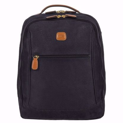 Bric's laptop backpack Life blu BLF04649.396