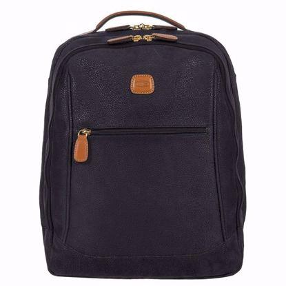 Bric's laptop backpack Life blu BLF04649.396