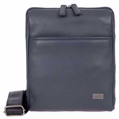 Bric's crossbody bag for men Torino navy BR107709.051