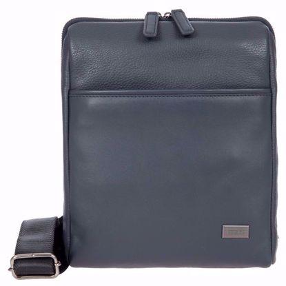 Bric's crossbody bag for men Torino navy BR107709.051