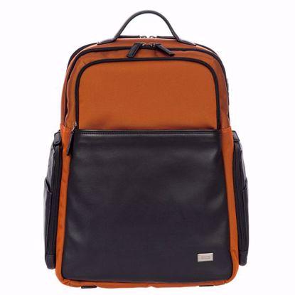 Bric's laptop backpack large Monza orange BR207701.556