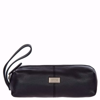 Bric's leather pencil case Torino black BR107711.001