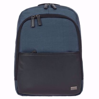 Bric's laptop backpack Monza City blue navy BR207714.511