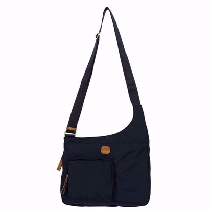 Bric's crossbody bag X-Bag blue BXG42732.050