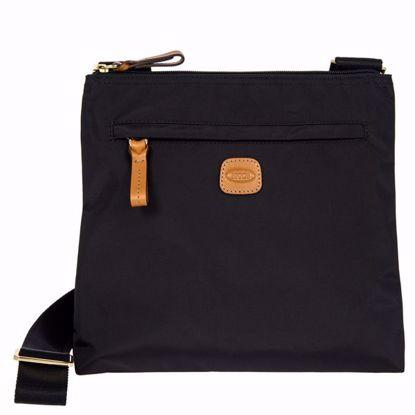 Bric's shoulder bag for men X-Bag black  BXG42733.101