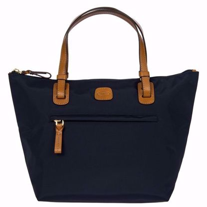 Bric's shopping bag X-Bag blue BXG45072.050