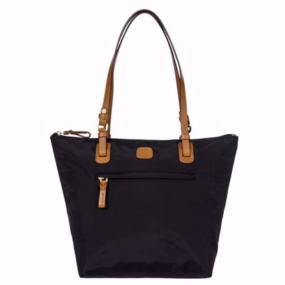 Bric's shopping bag X-Bag medium black BXG45071.101