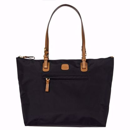 Bric's shopping bag large X-Bag black BXG45070.101