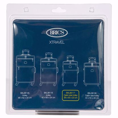Bric's travel sleeve for luggage X-Travel 55cm BAC00943.999
