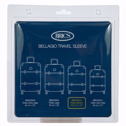 "Bric's travel sleeve for luggage Bellagio 27"" BAC20936.999"