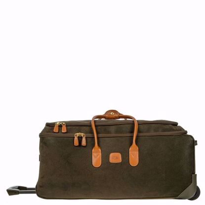 "Bric's rolling duffle bag Life 28"" olive BLF05221.378"