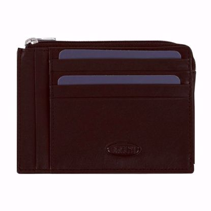 Bric's leather card holder Monte Rosa brown BH109208.002
