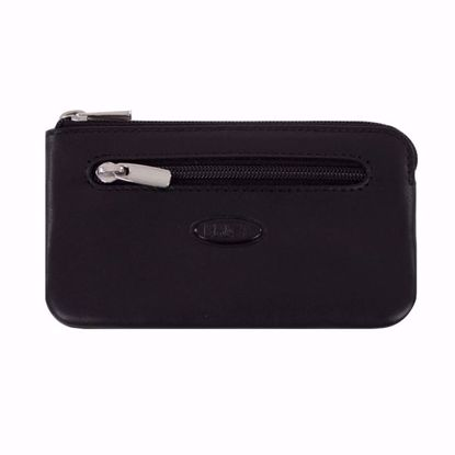 Bric's leather key holder Monte Rosa black BH109210.001