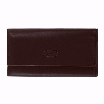 Bric's leather key holder flap closure Monte Rosa brown BH109211.002