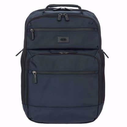 Bric's laptop backpack large Pisa Business blue BIG05384.006