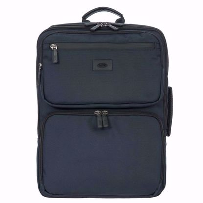Bric's laptop backpack small Pisa Business blue BIG05385.006