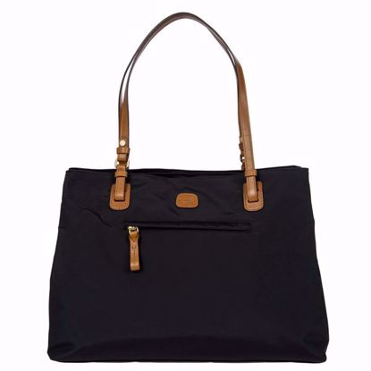 Bric's shoulder bag large X-Bag black BXG45281.101