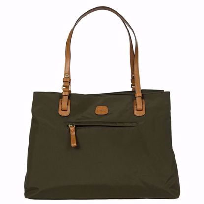 Bric's shoulder bag large X-Bag olive BXG45281.078