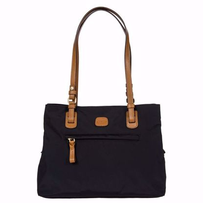 Bric's shoulder bag medium X-Bag black BXG45282.101