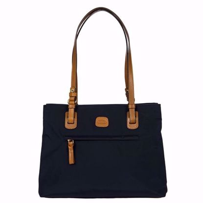 Bric's shoulder bag medium X-Bag blue BXG45282.050