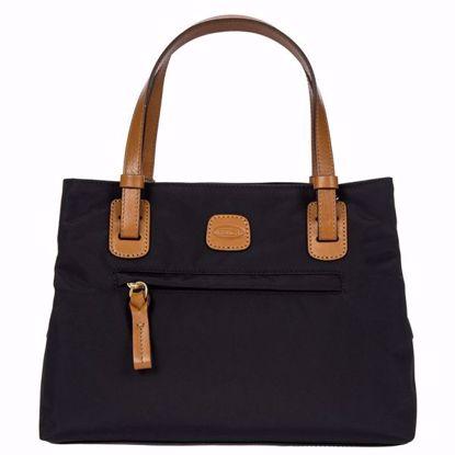 Bric's shoulder bag small X-Bag black BXG45283.101