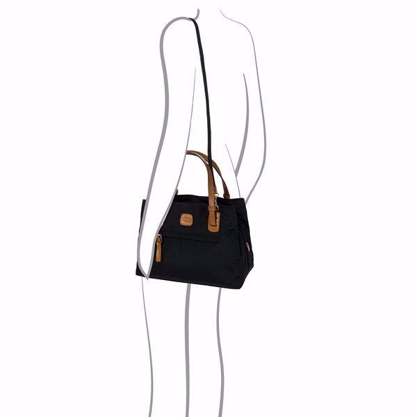 Bric's borsa a spalla piccola X Bag nero